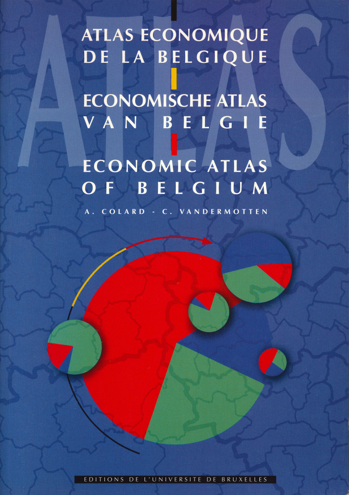 Atlas économique de la Belgique / Economische atlas van België / Economic Atlas of Belgium