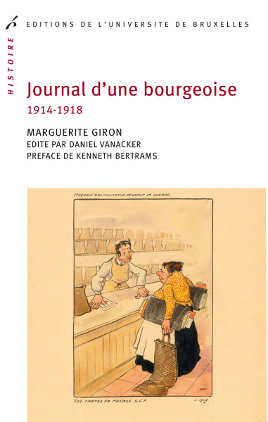 Journal d'une bourgeoise