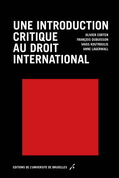 Une introduction critique au droit international