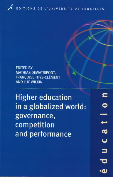 Higher education in a globalized world: governance, competition and performance