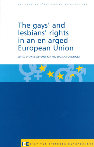 The gays' and lesbians' rights in an enlarged European Union